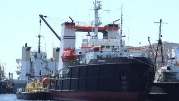 ARDE celebrul remorcher Hercules, singurul vas românesc de salvare în condiţii extreme