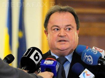 Vasile Blaga a fost achitat în dosarul în care este acuzat de trafic de influenţă