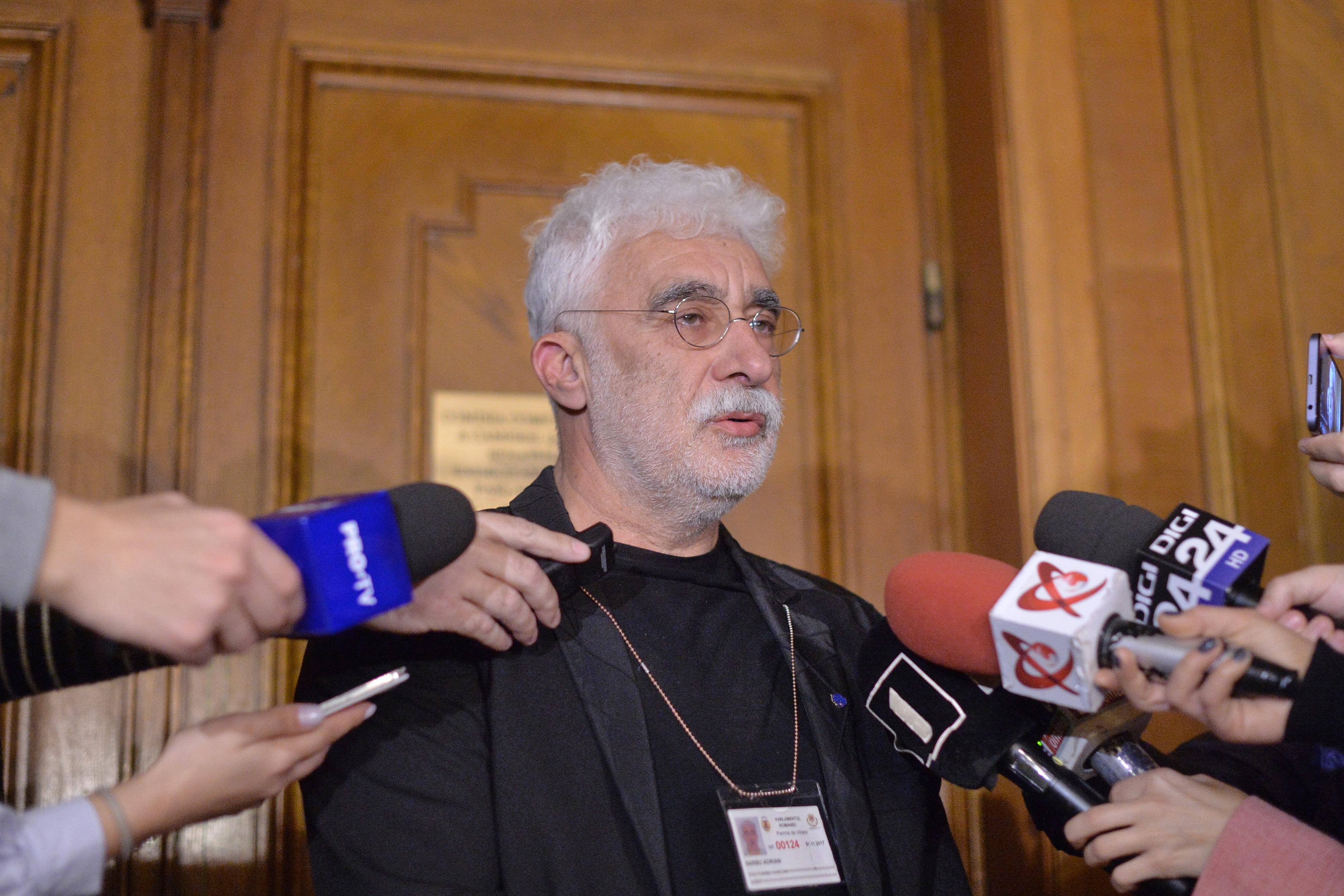 Adrian Sârbu, audiat în Comisia SRI: Vorbesc despre curaj, nu despre frică. Prezenţa SRI în câmpul mass-media, în perioada 2010-2016, distrugătoare