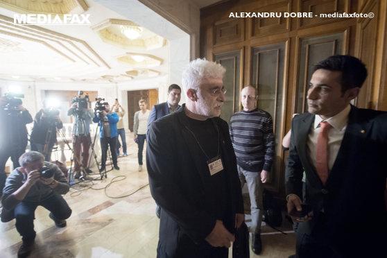 Imaginea articolului Manda: Adrian Sârbu a spus că s-a încercat implicarea SRI în coordonarea editorială a instituţiilor media. A fost o activitate de distrugere a celei de-a patra puteri în stat