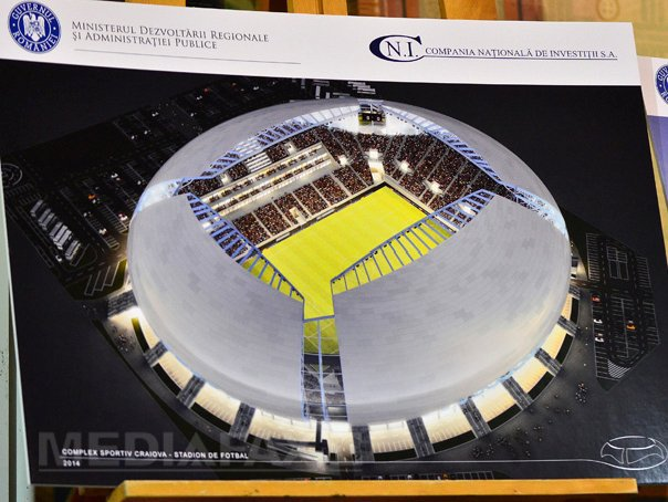 Primarul Craiovei nu garantează inaugurarea stadionului pe 10 noiembrie/ Explicaţia edilului