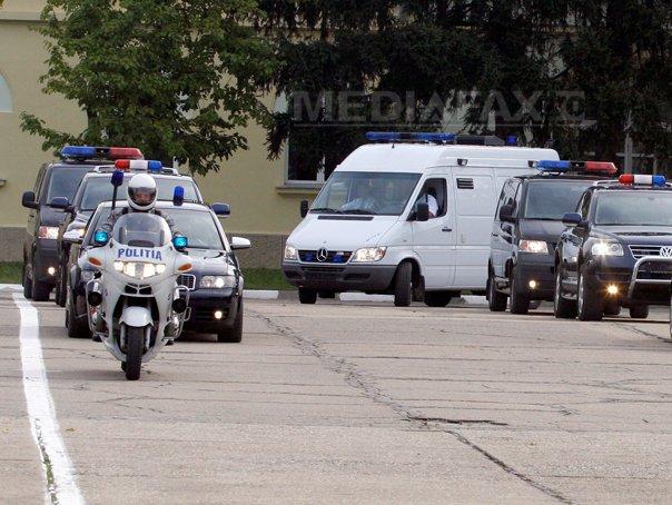 SPP îşi reîmprospătează flota de limuzine şi autovehicule speciale de intervenţie antiteroristă