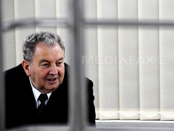 Judecătoria Aiud a respins cererea de liberare condiţionată a omului de afaceri Ilie Carabulea