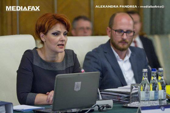 Imaginea articolului Olguţa Vasilescu despre pregătirea intrării în vigoare a OUG: Vom prelungi perioada de introducere a contractelor individuale de muncă