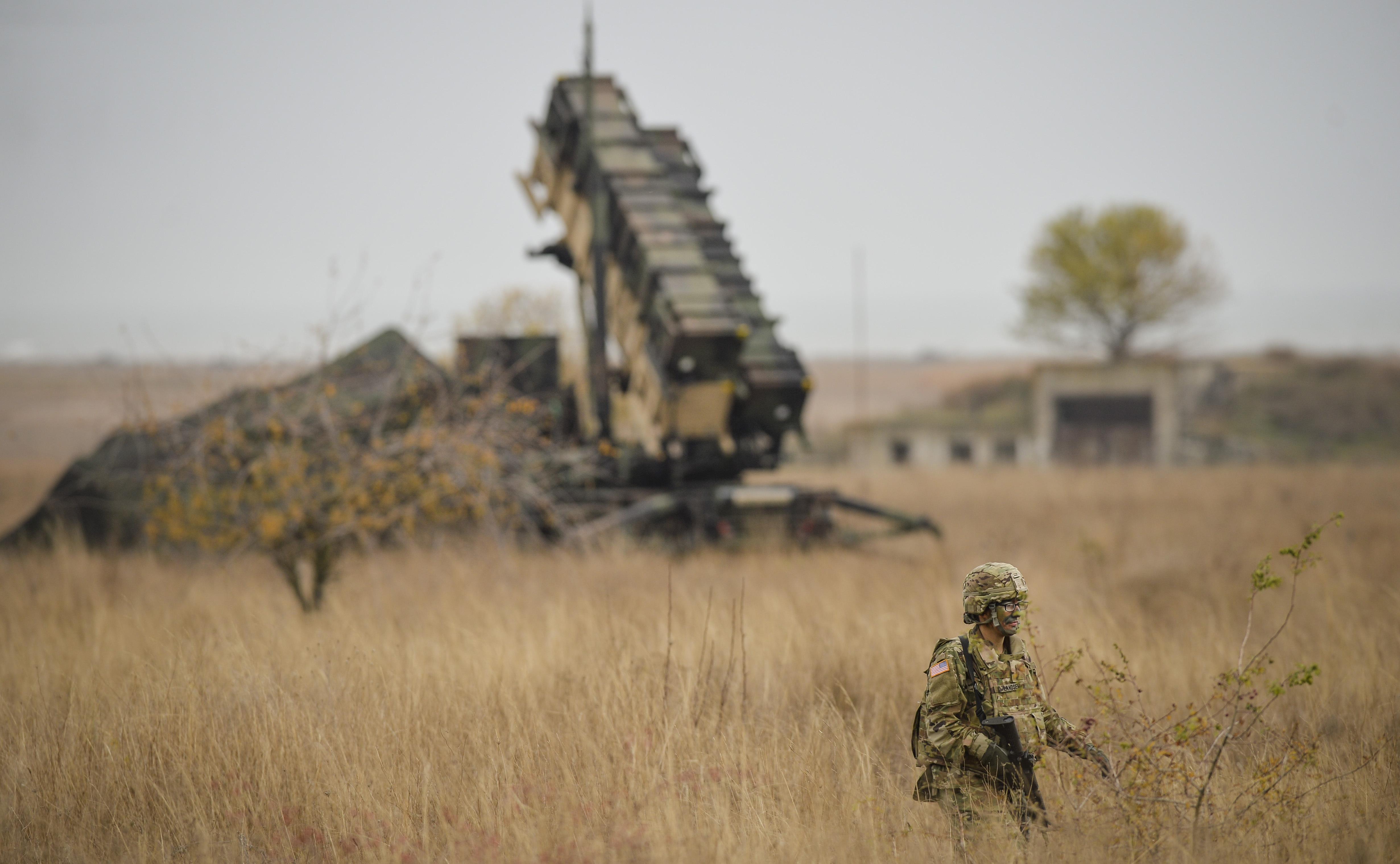Guvernul a aprobat proiectul de lege privind achiziţia rachetelor Patriot