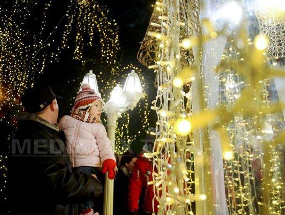 Imaginea articolului Evenimentul mult aşteptat de copii. Când vor fi aprinse luminiţele de Crăciun în Bucureşti