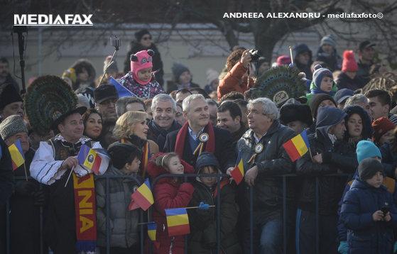 Imaginea articolului Fifor, despre reeditarea paradei de Ziua Naţională din 2016: Am înţeles că vor fi invitaţii pentru Dragnea şi Tăriceanu