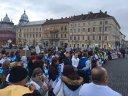 Imaginea articolului BNS organizează un protest în Capitală pe 12 decembrie. Sindicaliştii anunţă că se vor alătura protestelor societăţii civile faţă de legile justiţiei