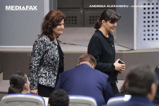 Imaginea articolului Kovesi: Există o încercare de a creşte autoritatea ministrului Justiţiei. Va afecta independenţa procurorilor/ Orban, achitat în primă instanţă într-un dosar DNA, prezent la dezbateri