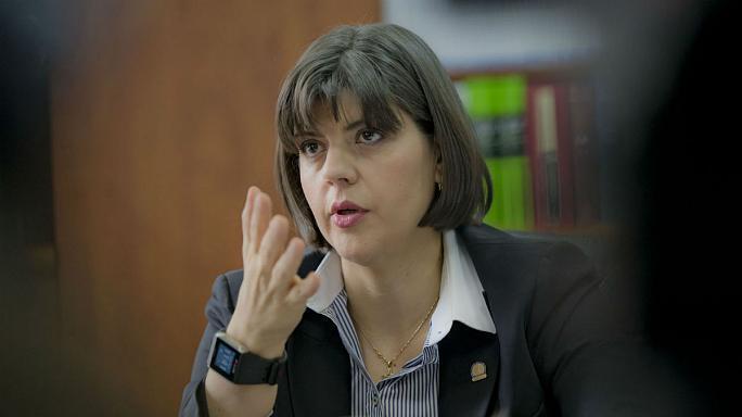 Laura Codruţa Kovesi, interviu pentru Euronews: Modificările propuse de Comisia parlamentară specială vor afecta `grav` independenţa justiţiei