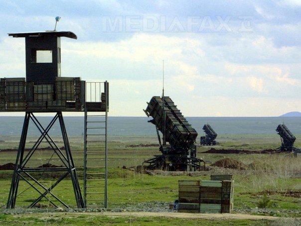 Legea privind achiziţia rachetelor Patriot, promulgată de Klaus Iohannis