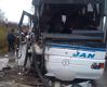 Imaginea articolului Alertă în Maramureş, Vadul Izei. ACCIDENT între un autobuz cu 50 de persoane şi un camion/ UPDATE: 17 persoane rănite, între care două în stare gravă. A fost deschis dosar penal