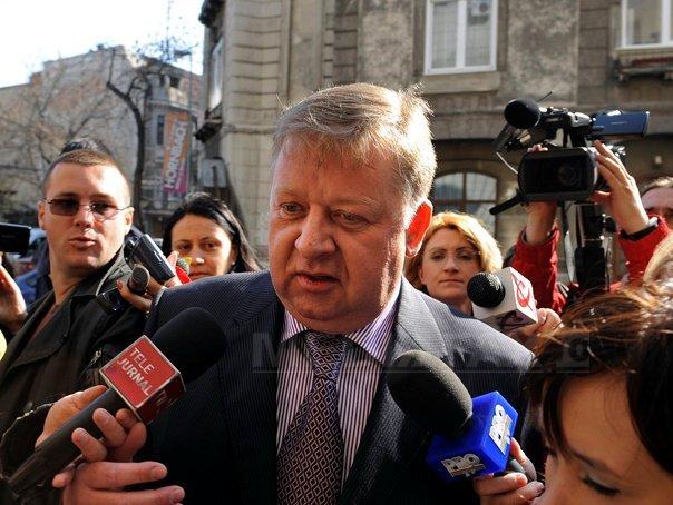 Costel Căşuneanu va fi audiat în dosarul de evaziune fiscală şi spălare de bani