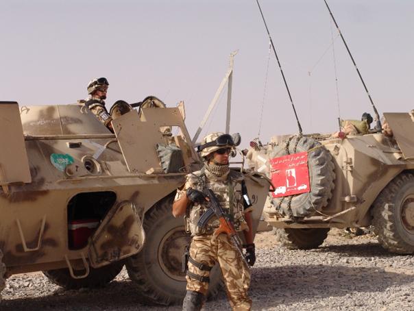 75 de militari răniţi în teatrele de operaţii au fost avansaţi în grad la o ceremonie la sediul MApN