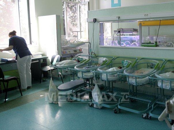 Anchetă la Maternitatea din Iaşi, unde doi bebeluşi ar fi murit din cauza unei bacterii