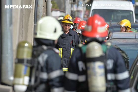 Imaginea articolului EXPLOZIE într-un bloc din Oneşti: Două persoane au fost rănite