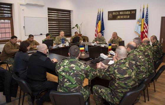 Imaginea articolului Cine este noul comandant al bazei NATO de la Deveselu