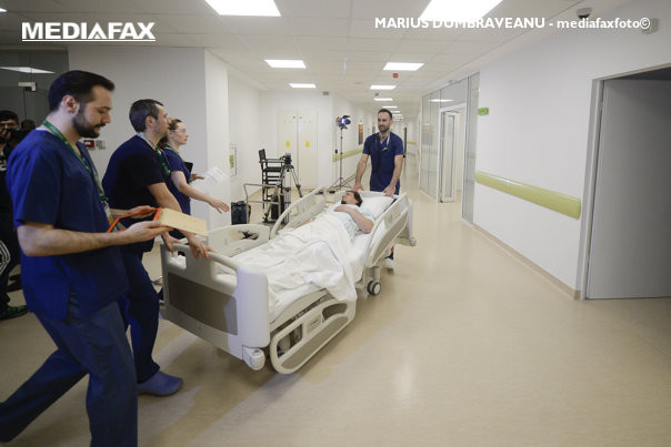 Imaginea articolului În România, unul din cinci supravieţuitori de infarct miocardic suferă al doilea eveniment cardiac, în următorul an