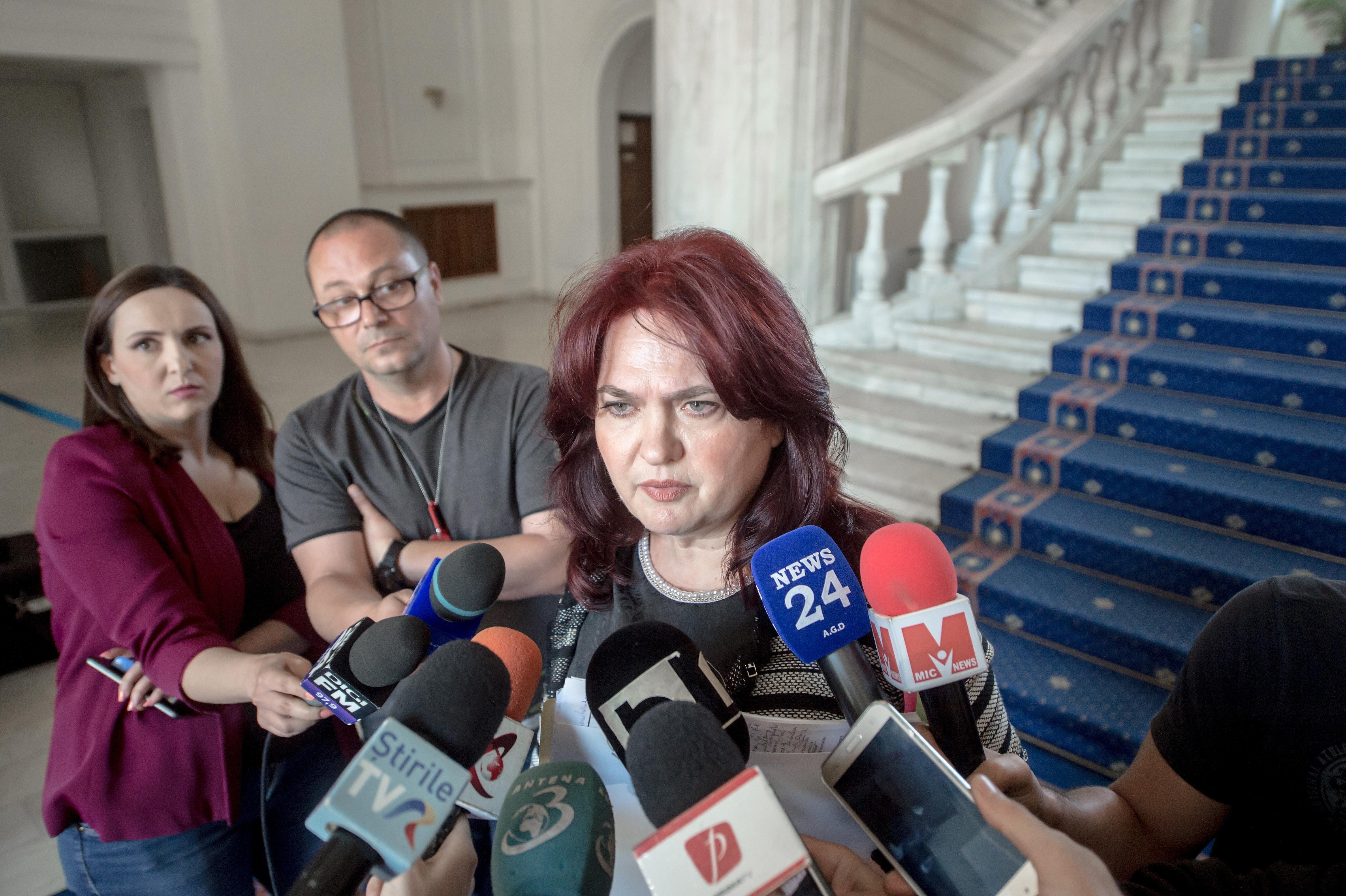 Legile justiţiei. Mariana Ghena, preşedintele CSM, despre înfiinţarea secţiei de investigare a magistraţilor: Nu este necesară