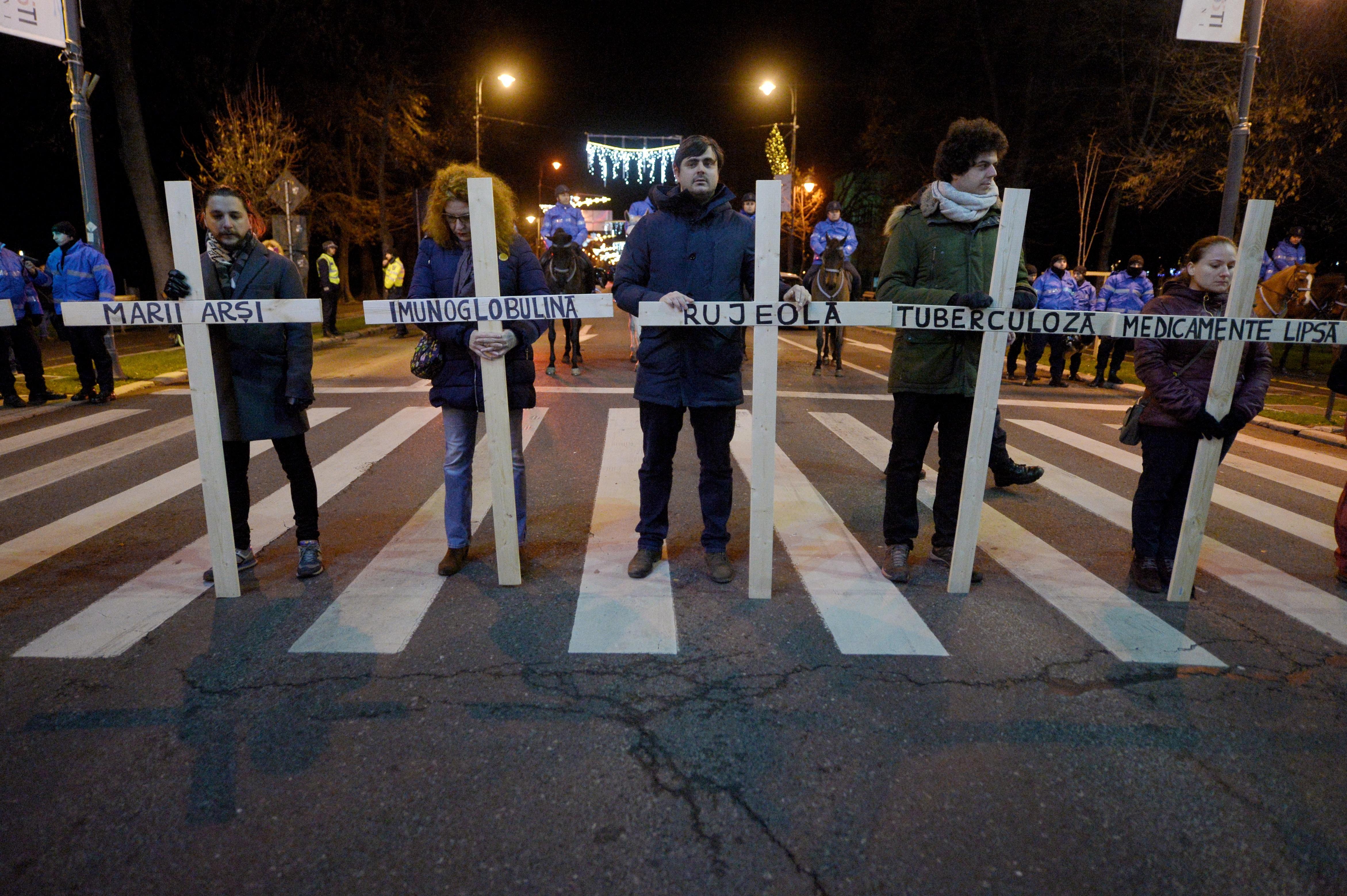 `Încăierarea de la Bucureşti`: Cum s-au văzut protestele anticorupţie din România în presa internaţională