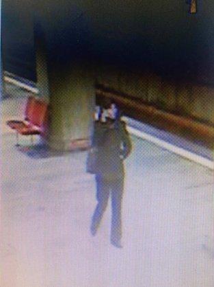 CIMINALA de la metrou a fost prinsă. A UCIS o tânără, la întâmplare, împingând-o în faţa metroului