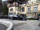 Imaginea articolului CORTEGIU FUNERAR REGE. Sicriul cu trupul Regelui Mihai a plecat de la Castelul Peleş spre Palatul Regal din Bucureşti