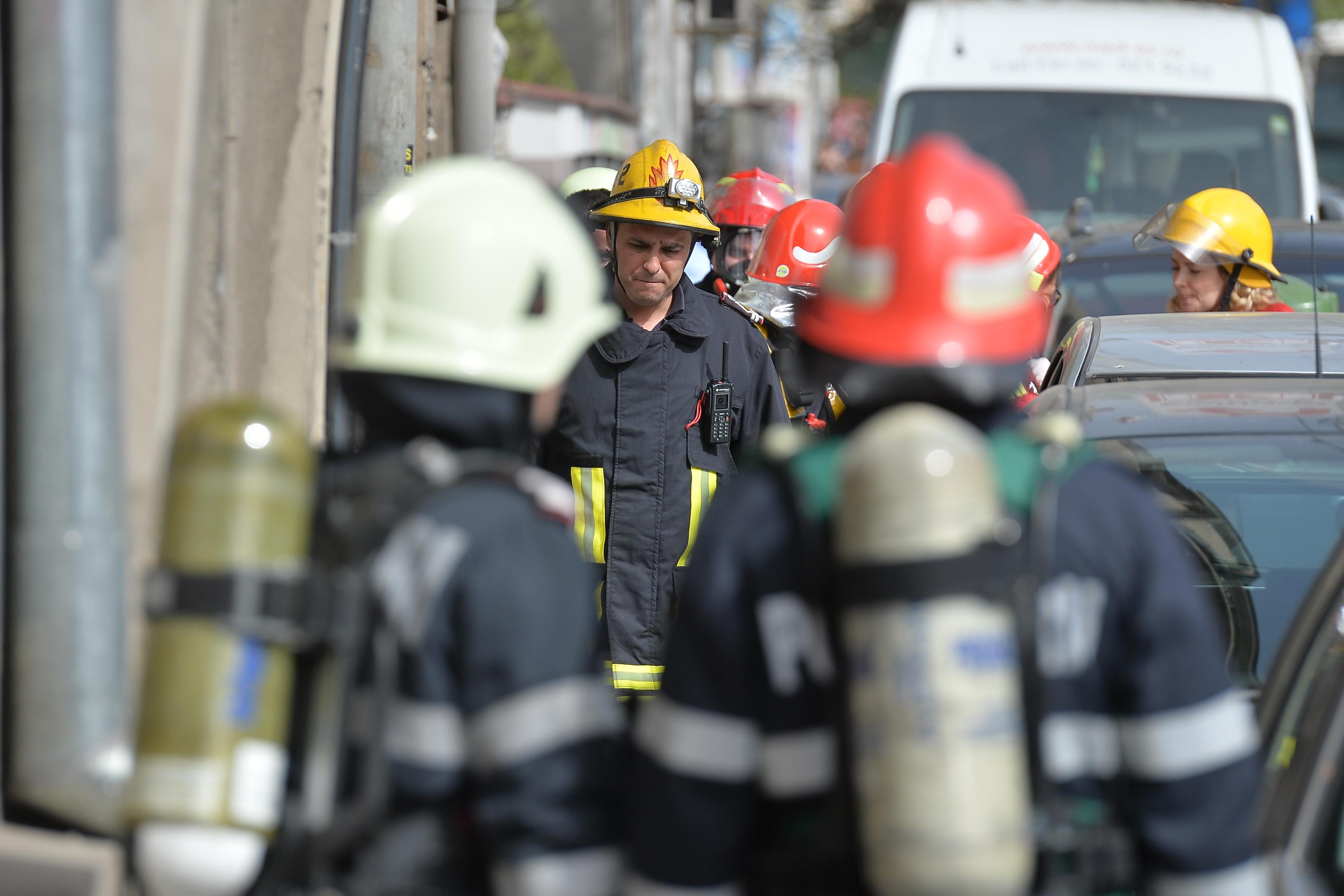 Călăraşi: Cinci persoane rănite în urma exploziei unei butelii de gaz