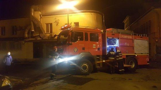 Imaginea articolului Pensiune din Sibiu, evacuată în urma unui incendiu