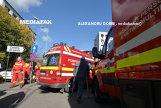Şase maşini, implicate într-un accident rutier în Prahova, 11 persoane au fost evaluate medical