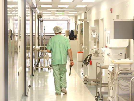 Imaginea articolului Un pacient de la Institutul de Boli Cardiovasculare din Iaşi a murit după ce a căzut de la etajul cinci al unităţii medicale