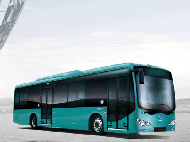 CGMB a decis achiziţionarea a 42 de autobuze electrice