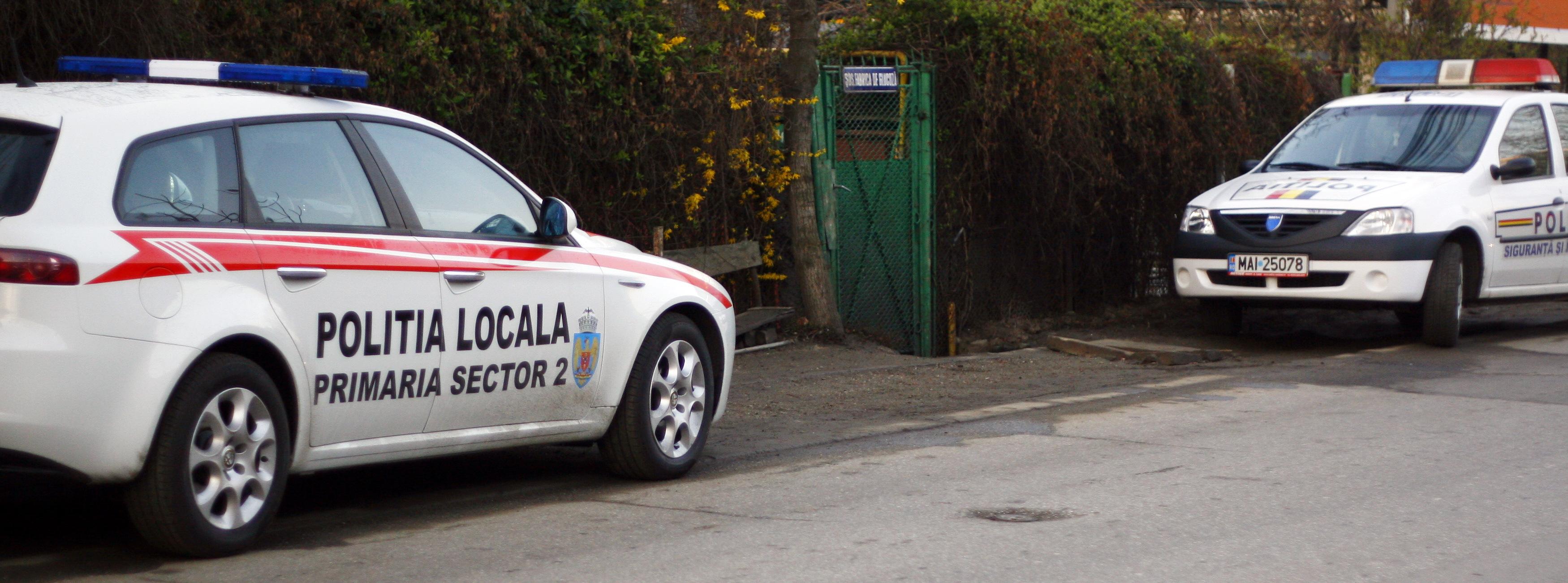 Fosta conducere a Poliţiei Locale Bucureşti, judecată pentru externalizarea ilegală a serviciilor
