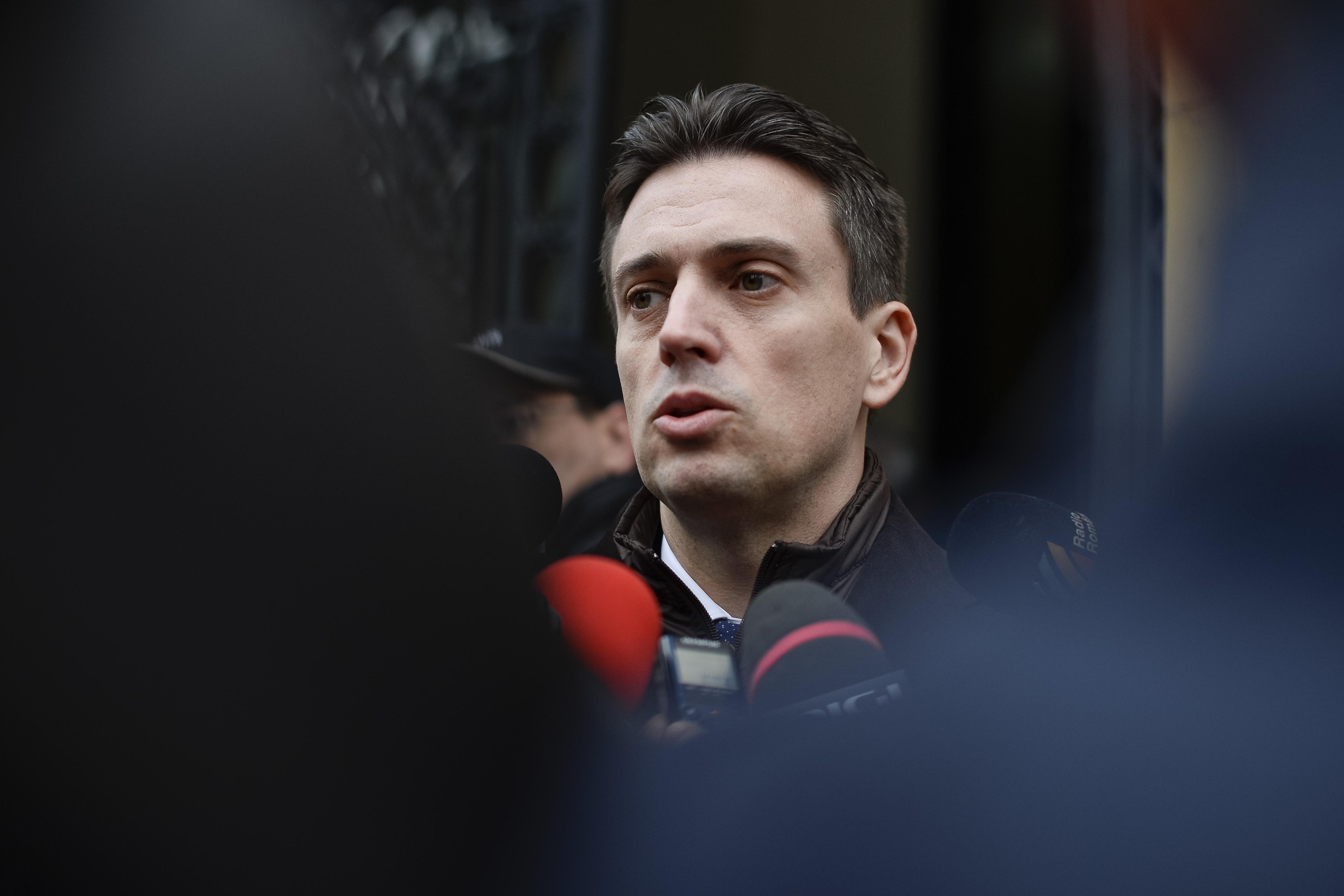 Europarlamentarul Cătălin Ivan, despre propunerea lui Rădulescu, potrivit căreia pragul pentru abuz în serviciu ar urma să fie 200.000 euro: Este pură ticăloşie. Ar fi trebuit să îşi încheie cariera