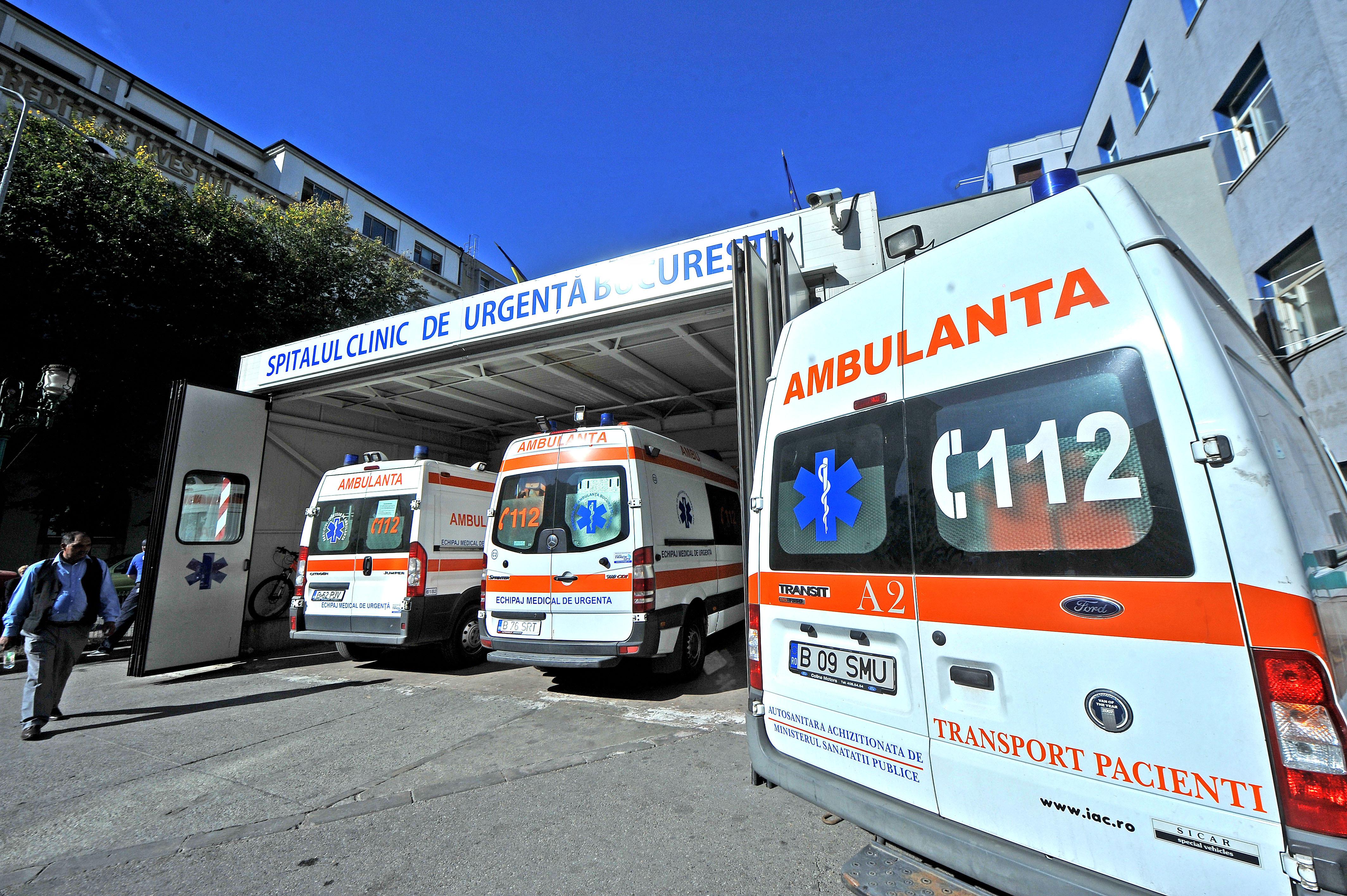LISTA spitalelor care vor asigura asistenţa medicală, de Revelion şi în primele două zile ale anului