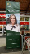 Imaginea articolului Anunţuri de angajare la McDonald´s, în Gara de Nord, cu salariul la vedere. Cât oferă compania pentru diverse poziţii în restaurantele fast-food