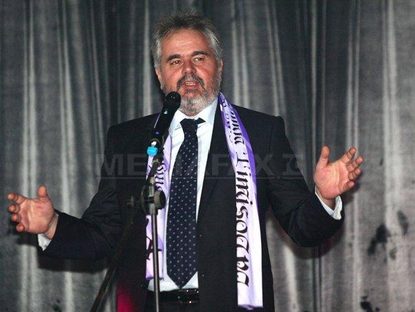 Fost preşedinte al CJ Timiş, condamnat în dosarul finanţării echipei de fotbal Poli Timişoara