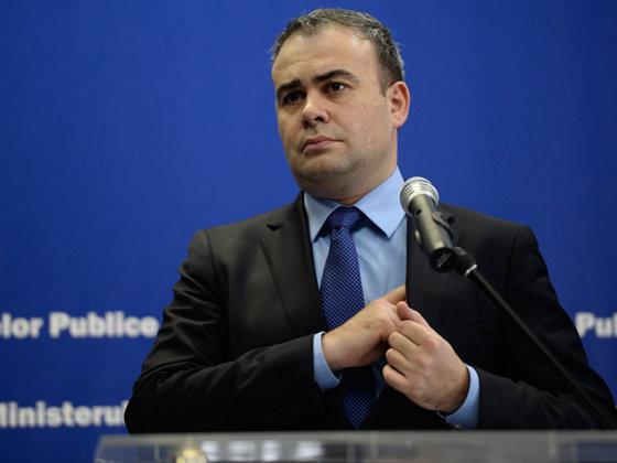 Imaginea articolului DNA a cerut pedeapsa maximă pentru fostul ministru Darius Vâlcov