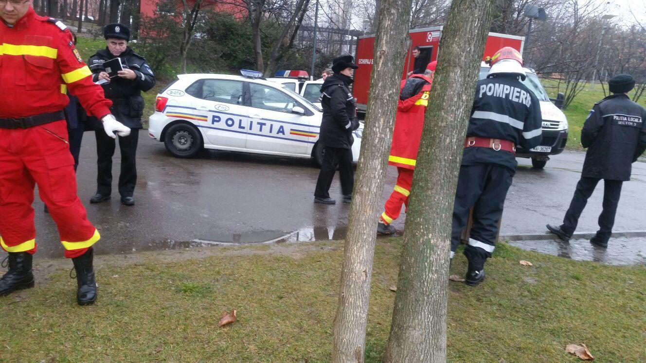 Un bărbat a fost găsit mort în lacul IOR | FOTO