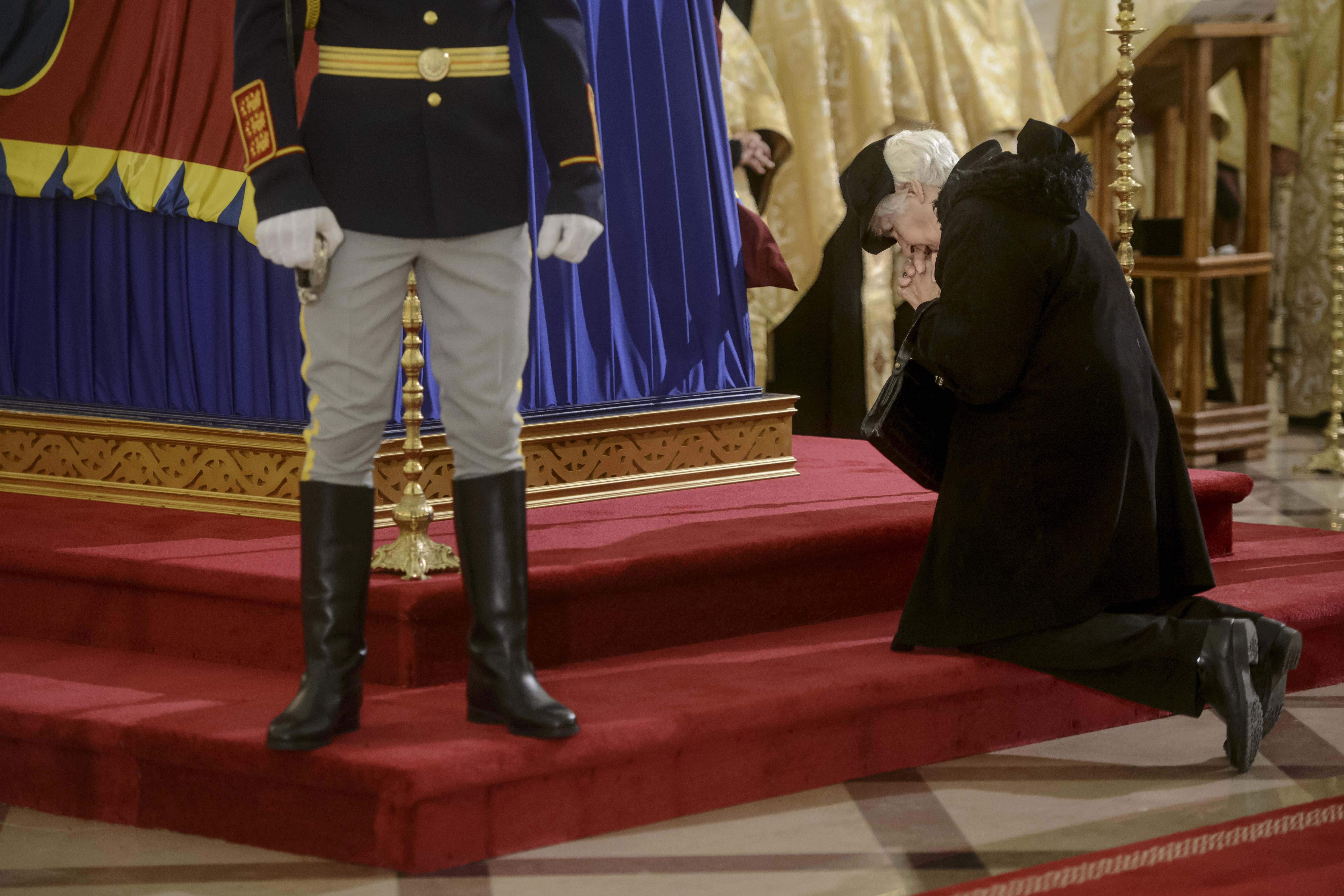 40 de zile de la moartea Regelui Mihai. Parastasul fostului monarh, la Curtea de Argeş