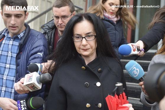 Imaginea articolului Oana Hăineală este noul şef al Corpului de Control al Ministerului Justiţiei / Toader: Restructurăm Corpul de Control. Sunt 32 de posturi vacante. Hăineală, experienţă la GRECO