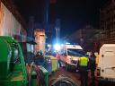 Imaginea articolului Accident de muncă la Şantierul Naval Tulcea; un muncitor a murit | FOTO, VIDEO