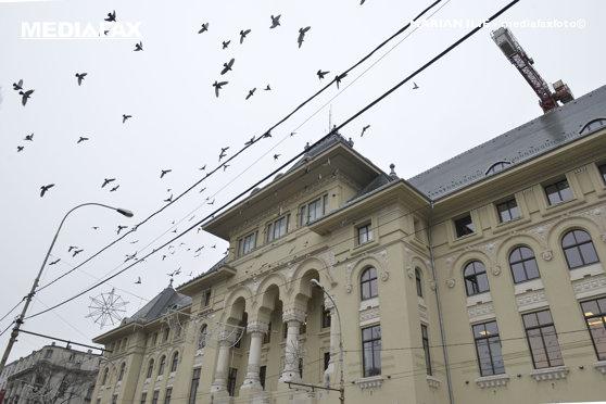 Imaginea articolului Şedinţa extraordinară la Consiliul General al Municipiului Bucureşti, convocată de PNL, luni, pentru analiza celor 22 de firme nou înfiinţate