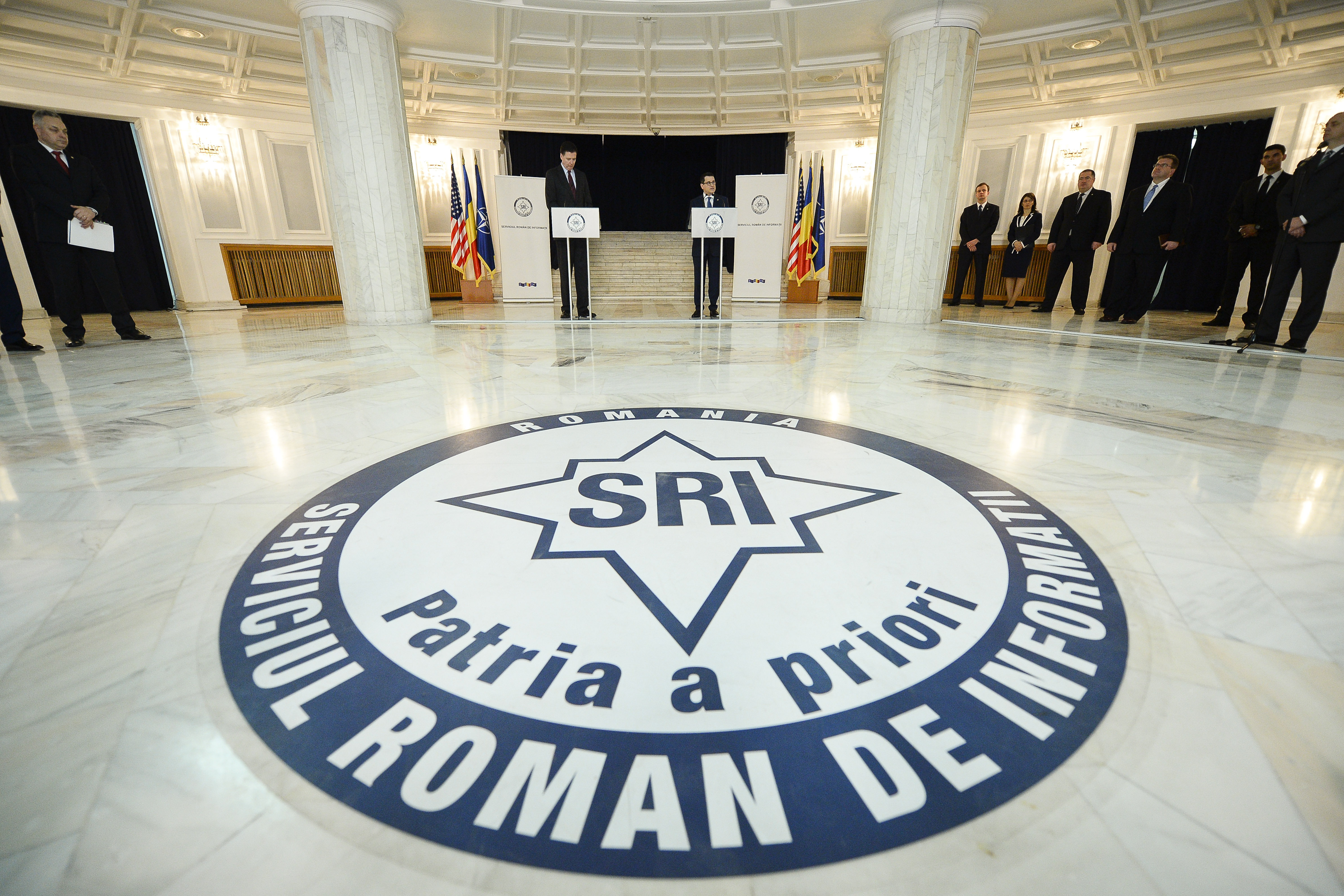 Dumitru Iliescu, fost şef SPP: Adjunctul SRI, Adrian Ciocîrlan, face parte din statul paralel, colaborând intens cu domnii Maior, Coldea şi Dumbrava/ Am probe