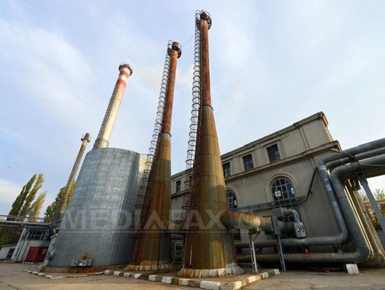 Imaginea articolului Incendiu la un transformator la CET SUD din Bucureşti | Alimentarea cu energie electrică a fost întreruptă