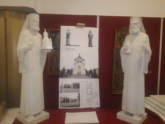 Imaginea articolului ÎPS Bartolomeu Anania şi episcopul Nicolae Ivan vor avea statui de 3 metri în faţa Catedralei din Cluj-Napoca | GALERIE FOTO