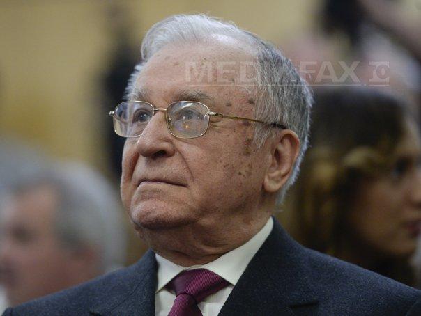 Ion Iliescu, la moartea senatorului UDMR: Verestoy Attila a promovat o bună relaţie între români şi maghiari