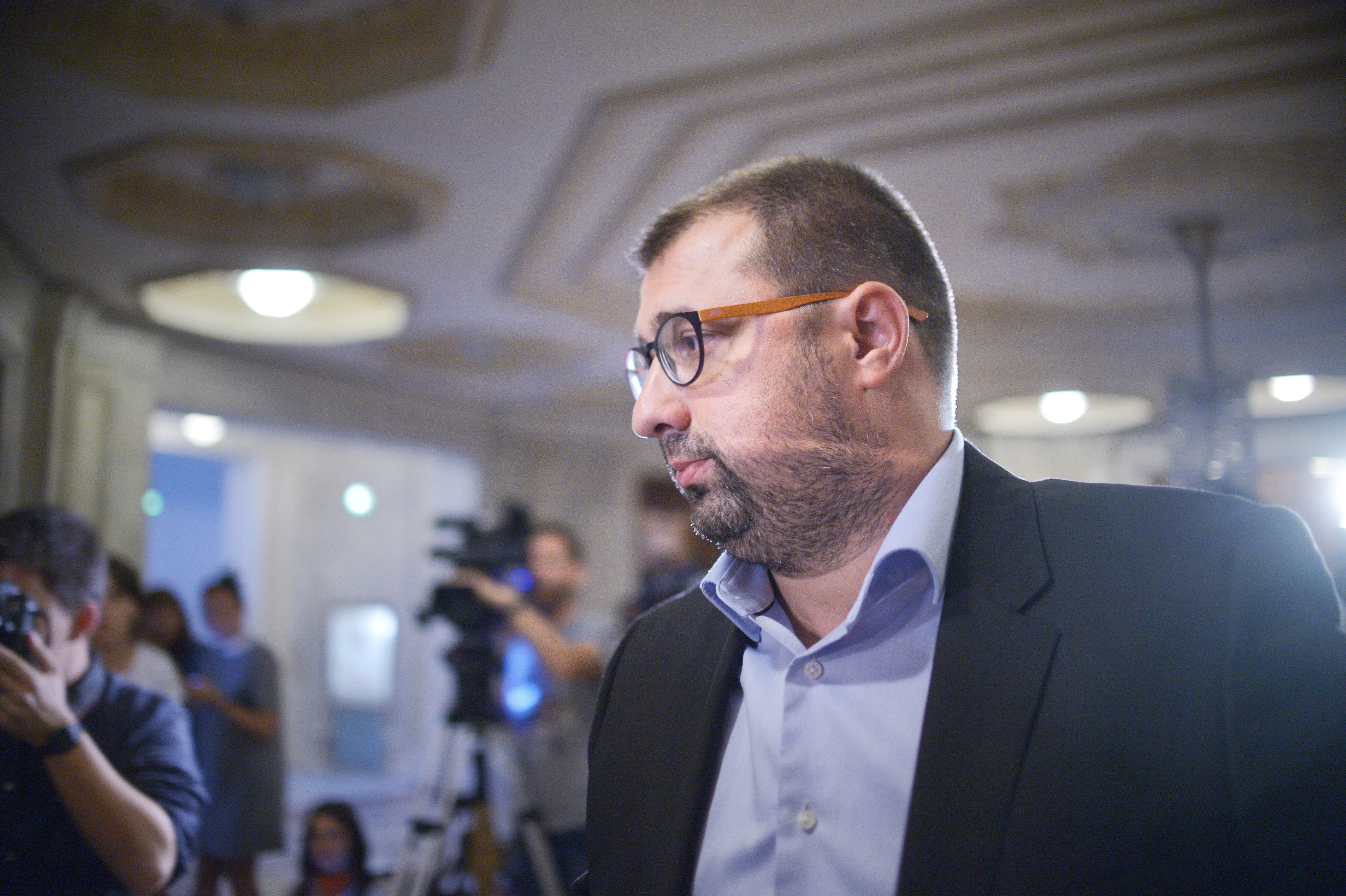Daniel Dragomir: În SUA, statul paralel este clar prezentat. Acelaşi lucru se întâmplă şi în România
