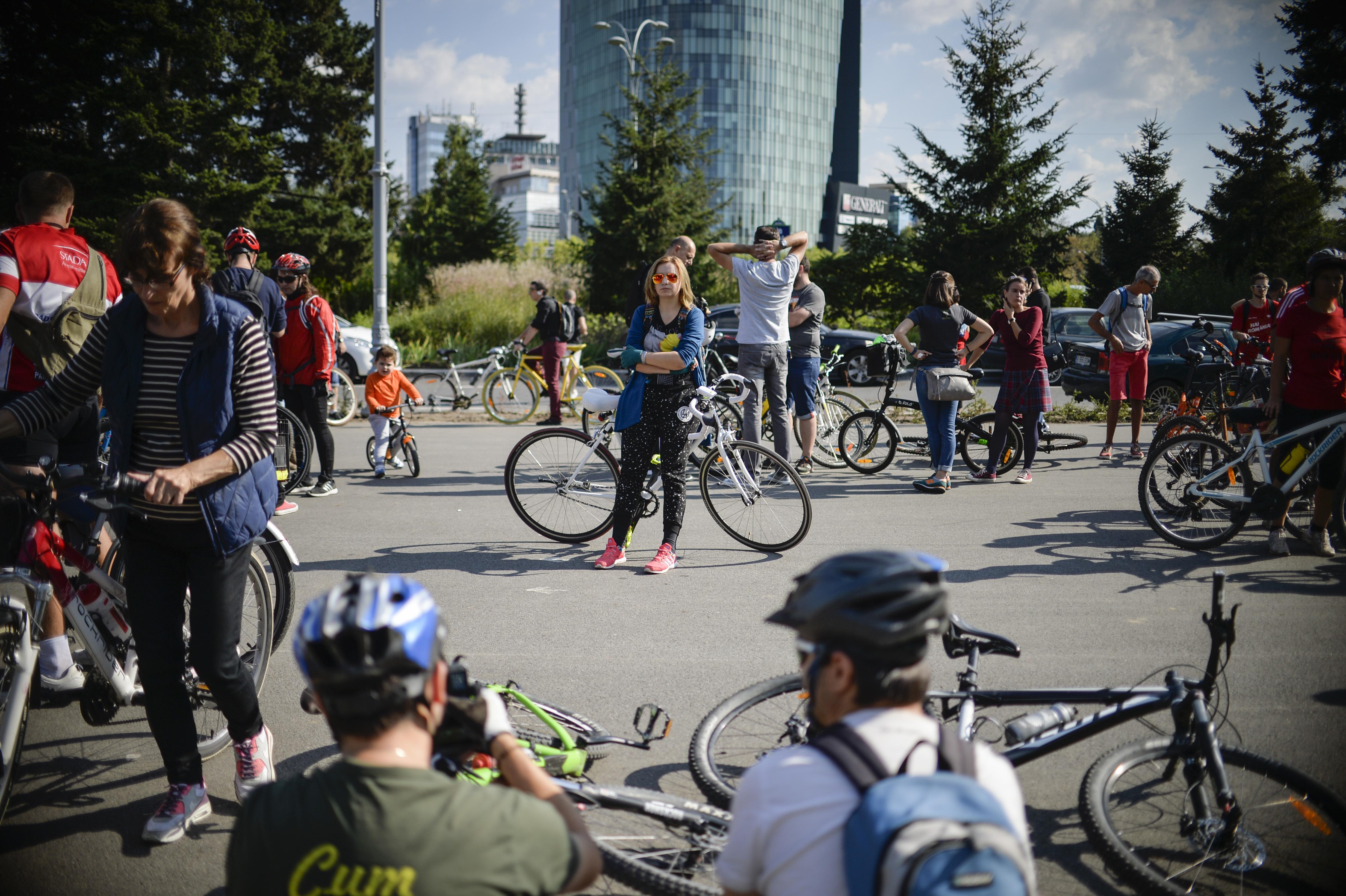 Până pe 8 februarie, beneficiarii voucherelor pentru biciclete îşi pot actualiza datele