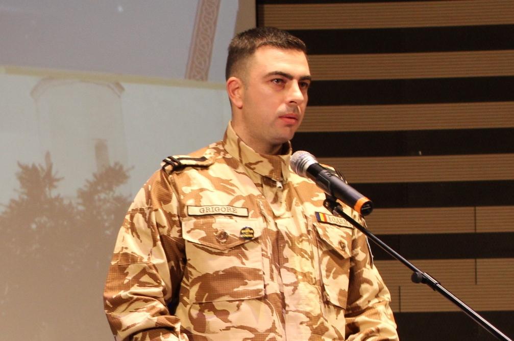 Povestea maiorului Nicolae Grigore, rănit într-o misiune de salvare în Afghanistan. Militarul român spune că ar intra din nou sub ploaia gloanţelor pentru a-şi salva camarazii | FOTO