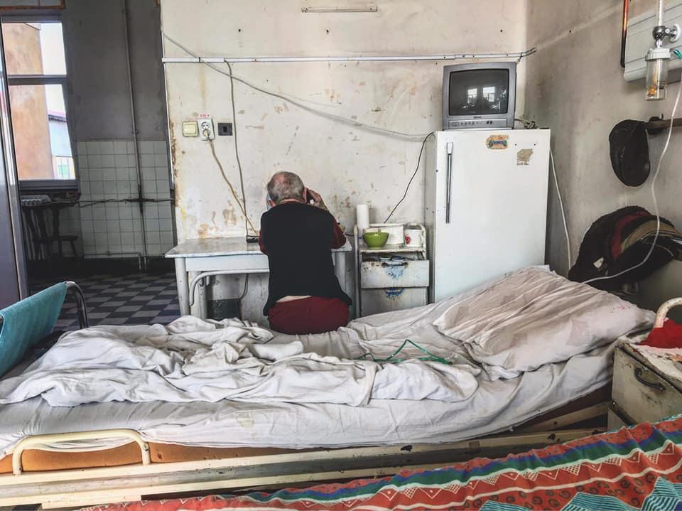 Pacienţi de la Spitalul de Boli Infecţioase din Timişoara, internaţi în condiţii de COŞMAR / Reacţia unităţii medicale   FOTO